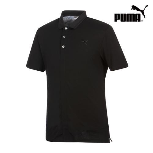 [푸마골프] 남성 PERFORMANCE GOLF  티셔츠 569301-01_GA