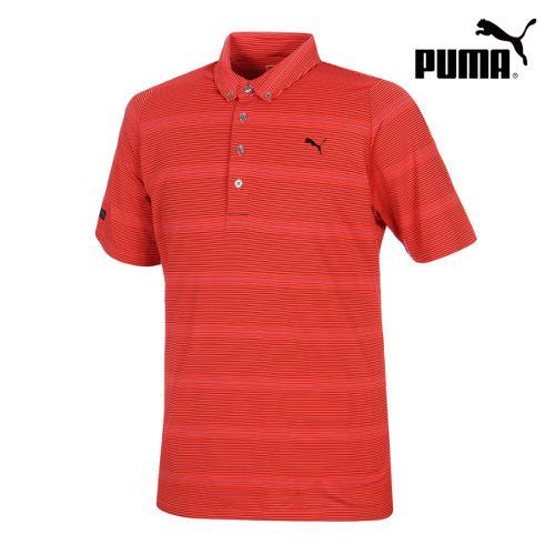 [푸마골프] 남성 PERFORMANCE GOLF  티셔츠 569298-03_GA