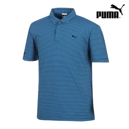 [푸마골프] 남성 PERFORMANCE GOLF  티셔츠 568457-02_GA