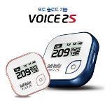 [골프버디정품] GolfBuddy 오토슬로프 골프버디 보이스2S (Voice 2S) 거리측정기 [블루,핑크]