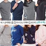 REX 남여 램스울,클래식니트,캐릭터골프웨어 11종 中 택1