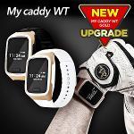 마이캐디 WT FULL 버전 GPS 거리측정기 필드용품/골프용품/GPS거리측정기/골프워치/에이밍/트랙킹기능