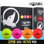 [HONMA] 비거리특화 D1 골프볼 [화이트/혼합/2피스]