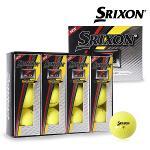 2017 스릭슨 Z-STAR 5 XV 골프공 골프볼 칼라볼 옐로우볼 골프용품 필드용품 제트스타5 XV Srixon