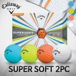 캘러웨이 17 SUPER SOFT 2피스 골프볼 골프공 멀티 MUL