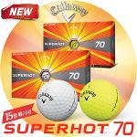 NEW 캘러웨이 SUPERHOT 70 골프공 15알