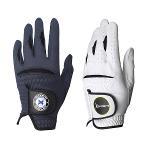 [X스파이더스] RAIN WHITE / NAVY 골프장갑 남성용