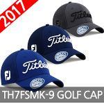 2017신상 타이틀리스트 TH7FSMK-9 남성 매쉬 골프모자 3종택1 사이즈3종택1