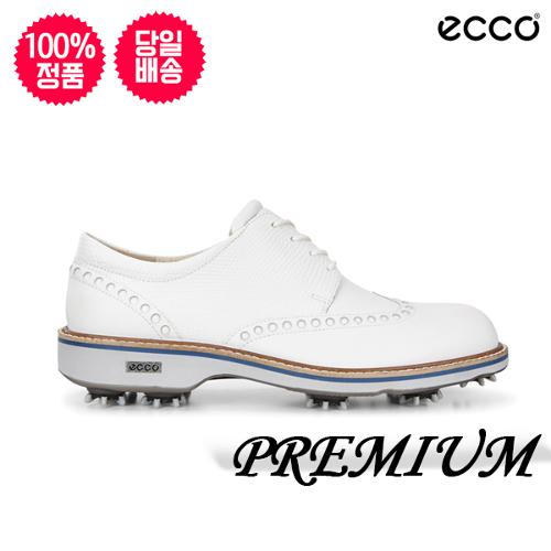 ECCO Men's Golf Lux 화이트 142504-50874