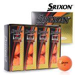 2017 스릭슨 Z-STAR 5 골프공 골프볼 칼라볼 오렌지볼 골프용품 필드용품 제트스타5 Srixon