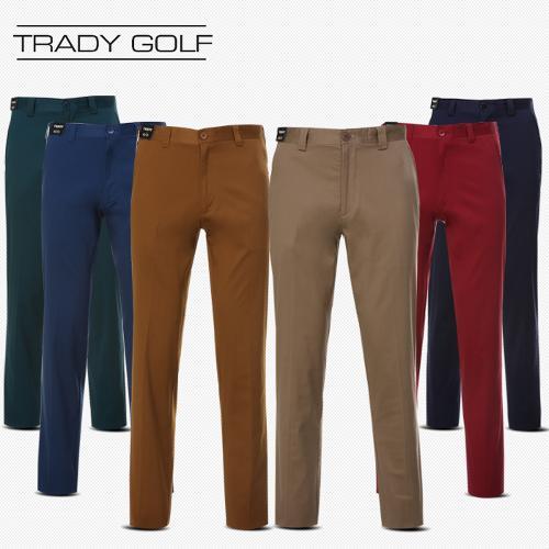 트래디[5019]프리미엄 211스판 골프 바지