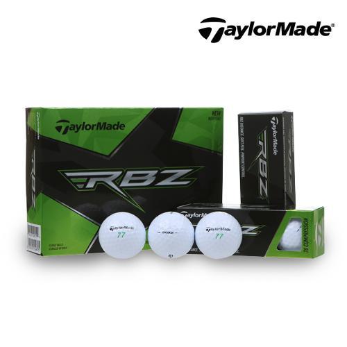 테일러메이드 정품 로켓볼즈 RBZ 골프공 (3피스) 골프용품/필드용품