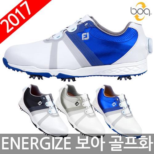 풋조이 2017신상 ENERGIZE 남성 보아 골프화 3종택1 58129/58127/58137