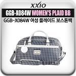 [던롭정품] 17년 젝시오 GGB-X084W 여성 플래드 보스톤백