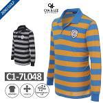 [C&L] 차앤리 체스트로고 PK셔츠 Model No_C1-7L048
