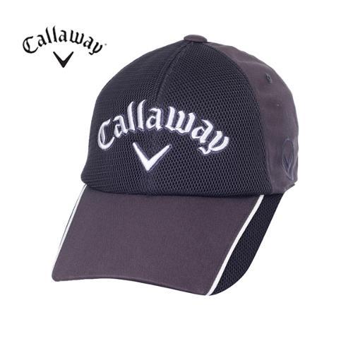 [캘러웨이]남성 에어메쉬 배색 캡 모자 CMACF1803-195