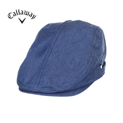 [캘러웨이]남성 데님 헌팅캡 모자 CMACF1806-925