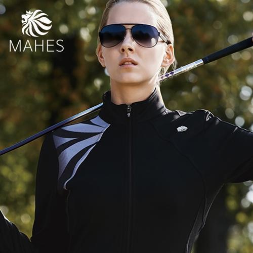마헤스 펠츠 라이언 S350 집업 여성 골프자켓 GJ20088