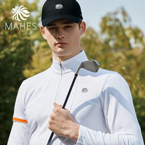 마헤스 뮤어 라이언 S350 골프 남성 집업자켓 GJ10086