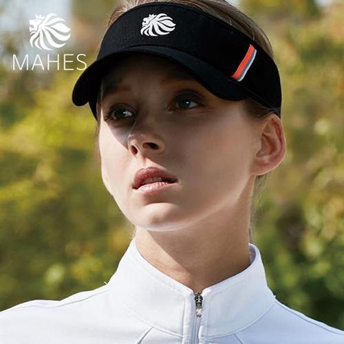 마헤스 세인트 라이언 남녀 공용 골프썬캡 EC00616