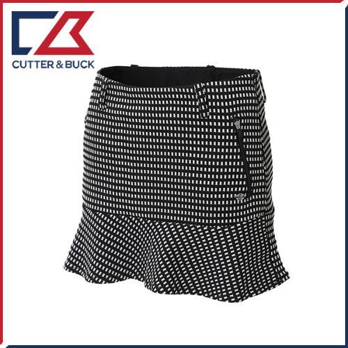 커터앤벅 여성 스판소재 체크 패턴포인트 큐롯 치마/스커트 - PB-11-162-205-30