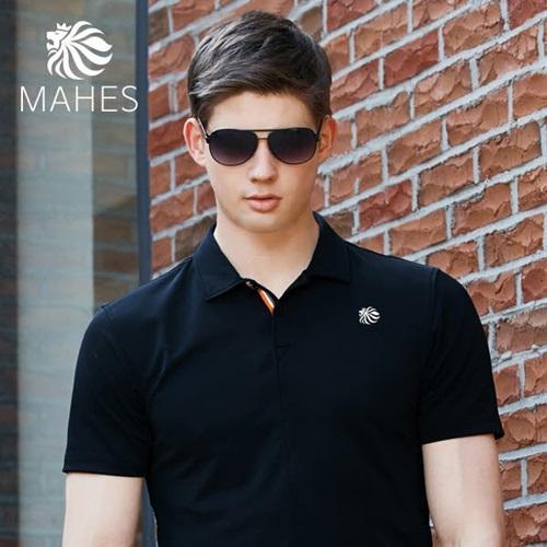 마헤스 뮤어 라이언 125 남성 골프셔츠 GS50295