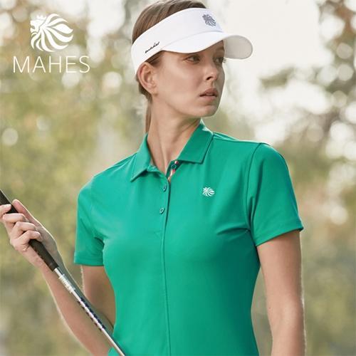 마헤스 뮤어 라이언 125 여성 골프셔츠 GS60296