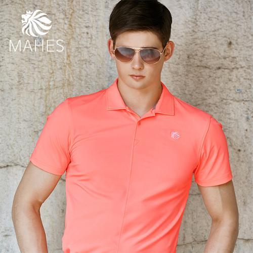 마헤스 오스틴 라이언 515 남성 골프셔츠 GS50282