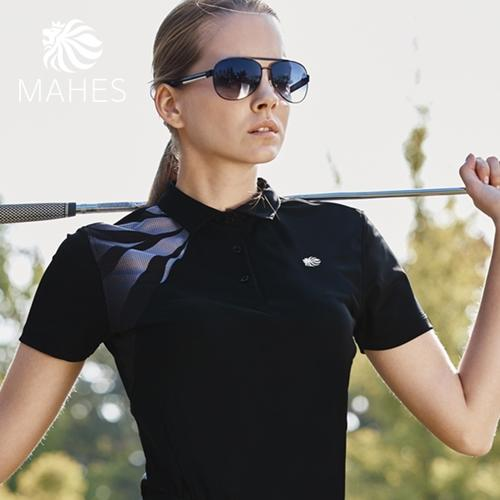 마헤스 펠츠 라이언 061 여성 골프셔츠 GS60271