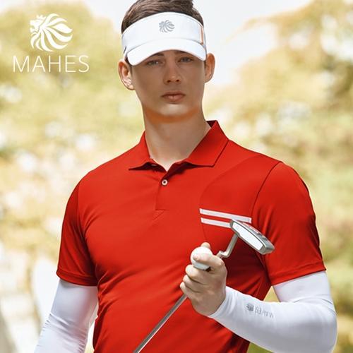 마헤스 카펜터 LUCKY 남성 골프셔츠 GS50298