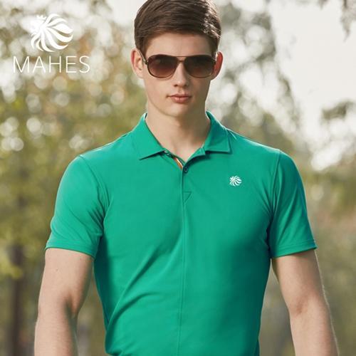 마헤스 뮤어 라이언 125 남성 골프셔츠 GS50296