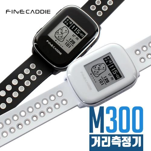 [100%방수-골프장자동업데이트]파인디지털正品 파인캐디 M300 골프 GPS 거리측정기+나이키 하이퍼 플라이트 3피스 12알 골프볼