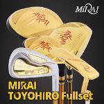 [미라이정품] MIRAI 토요히로 여성 골프풀세트(백제외)