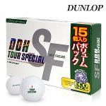 DUNLOP DDH TOUR SPECIAL SF 2피스 1더즌 15알 던롭 DDH 투어 스페셜 골프공 골프볼 필드용폼
