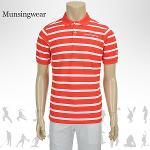 [일본수입정품] 먼싱웨어 SG1792 R499 레터링 남성티셔츠