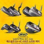 예스골프 정품 GH-AL 시리즈 CNC밀드 C-GROOVE 소프트 퍼터(남성/여성)