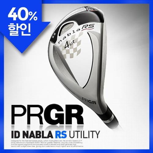 PRGR iD nabla RS 유틸리티우드/페어웨이우드 [남/여]