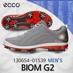 에코 130654-01539 바이옴 G2 그레이 골프화(남성)