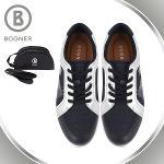 보그너 BOGNER 여성 그래픽 데님포인트 스파이크 골프화 - BN-01-172-218-02