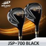 미카도골프 JSP-700 BLACK 유틸리티우드(남성)