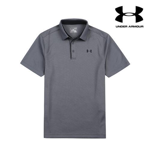 [언더아머] 남성 UV컷 기능성 티셔츠_GR_GA