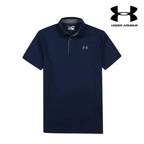 [언더아머] 남성 UV컷 기능성 티셔츠_NV_GA