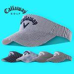 2017 캘러웨이 CG 스타일 바이저 골프모자/골프캡/캘러웨이골프모자/스포츠모자/필드용품/골프용품