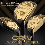 지브이투어 정품 GR-V 비거리용 골드 유틸리티우드