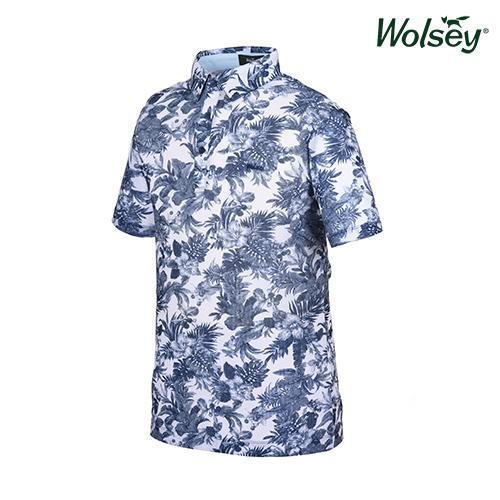 여름 남성 반팔 티셔츠 W62MTP790NV