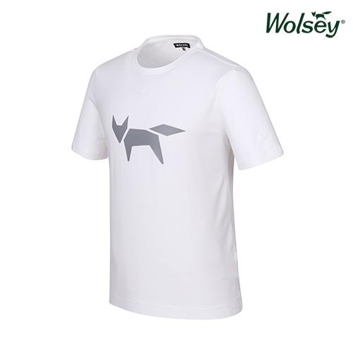 여름 남성 반팔 티셔츠 W52MTR98DWT