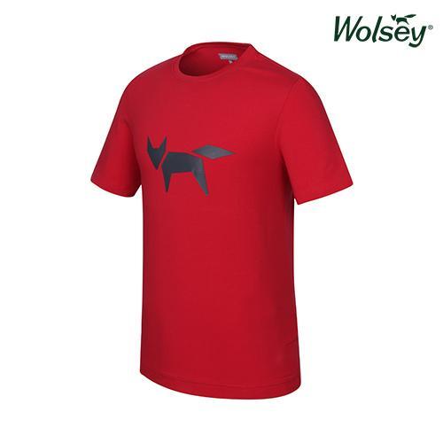 여름 남성 반팔 티셔츠 W52MTR98DRD