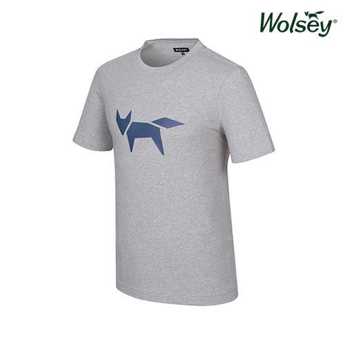 여름 남성 반팔 티셔츠 W52MTR98DMG