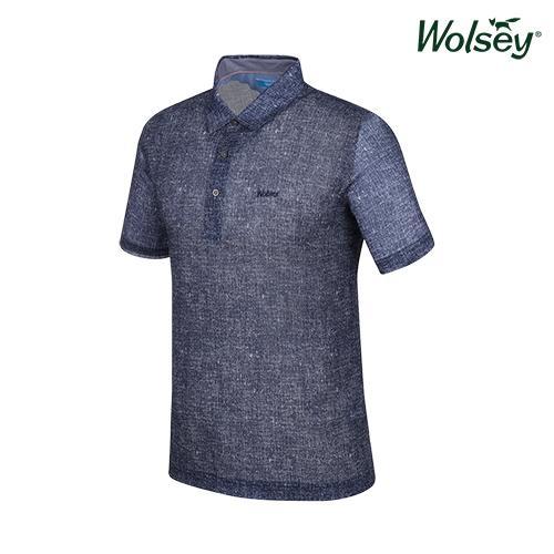 여름 남성 반팔 티셔츠 W62MTS76RBL
