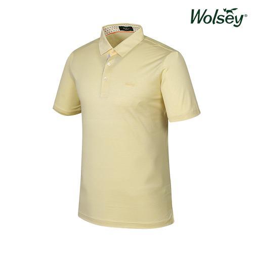 여름 남성 반팔 티셔츠 W62MTS530YE